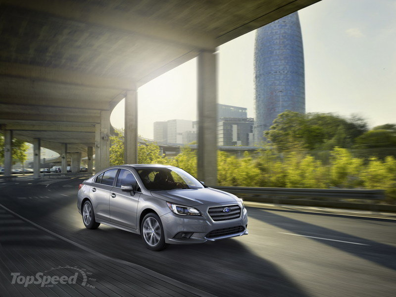 2015 - 2017 Subaru Legacy High Resolution Exterior - image 541123