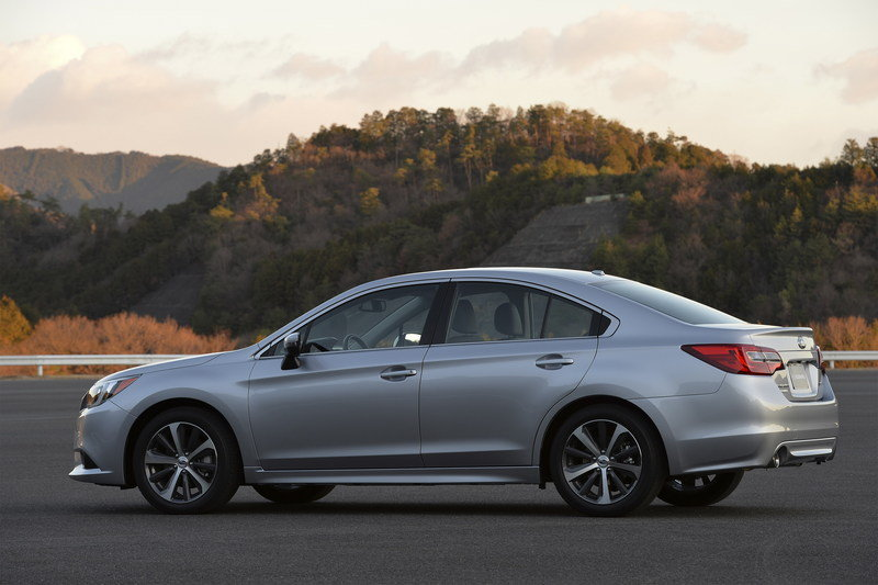 2015 - 2017 Subaru Legacy High Resolution Exterior - image 541128