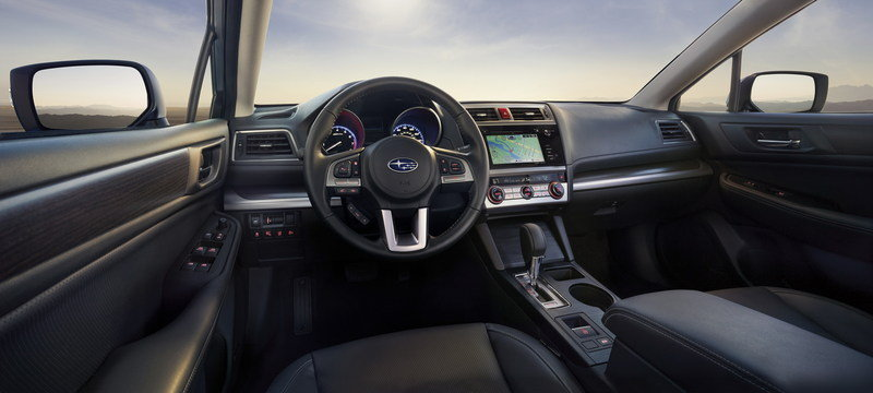 2015 - 2017 Subaru Legacy High Resolution Interior - image 541139