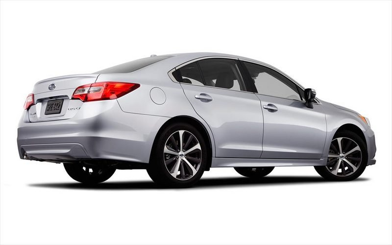 2015 - 2017 Subaru Legacy High Resolution Exterior - image 540576