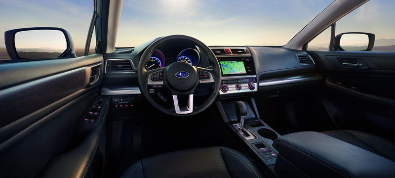 2015 - 2017 Subaru Legacy High Resolution Interior - image 541151