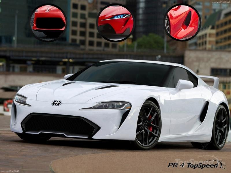The Next Toyota Supra and BMW Z4 will Share Platforms, May Arrive in 2017