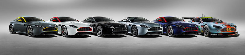 2015 Aston Martin V8 Vantage N430 High Resolution Exterior - image 542776
