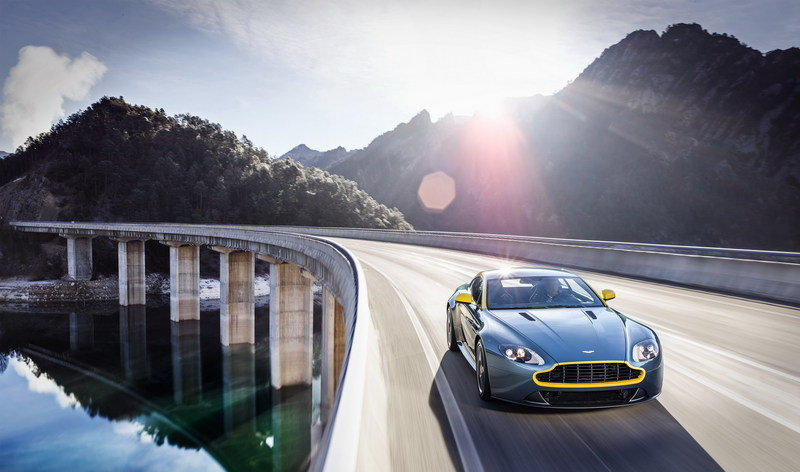 2015 Aston Martin V8 Vantage N430 High Resolution Exterior Wallpaper quality - image 542755