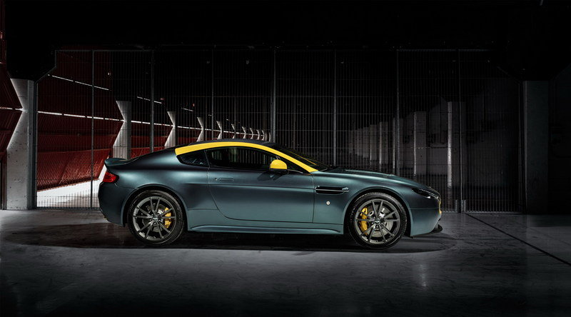 2015 Aston Martin V8 Vantage N430 High Resolution Exterior - image 542762