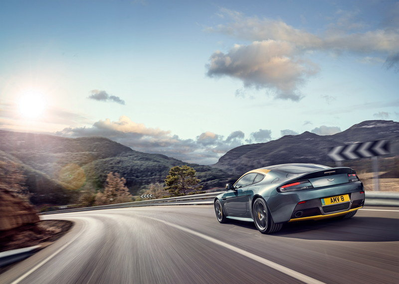 2015 Aston Martin V8 Vantage N430 High Resolution Exterior - image 542754