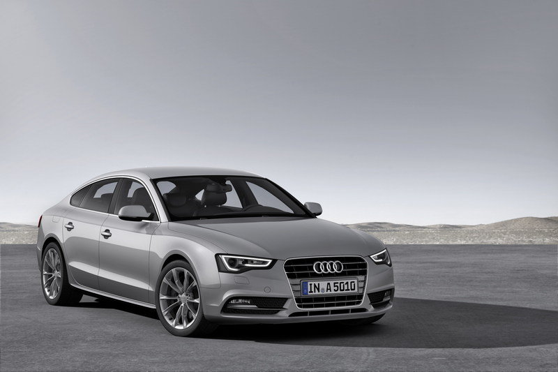 2014 Audi A5 TDI Ultra High Resolution Exterior - image 540595