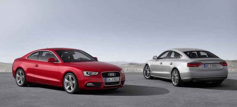 2014 Audi A5 TDI Ultra High Resolution Exterior - image 540597