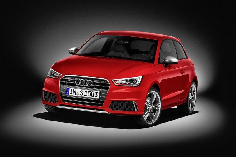 2014 Audi S1 High Resolution Exterior - image 541827