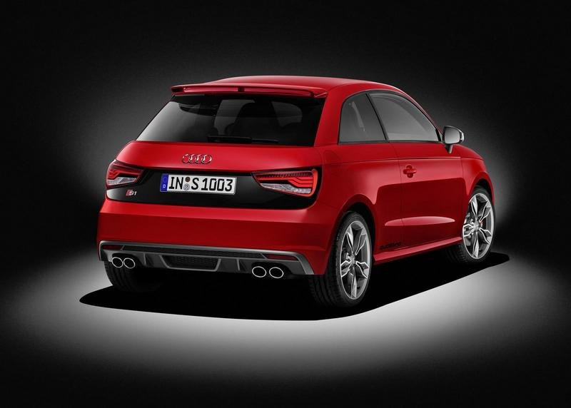 2014 Audi S1 High Resolution Exterior - image 541828