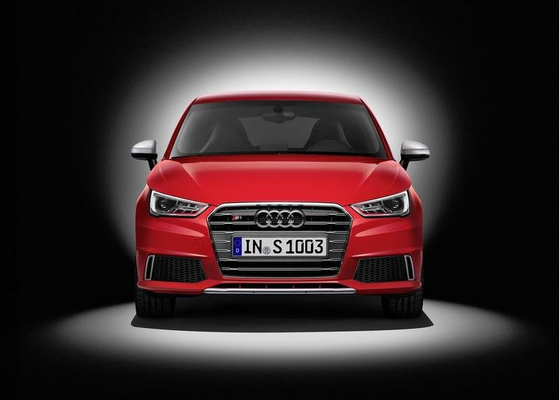 2014 Audi S1 High Resolution Exterior - image 541829