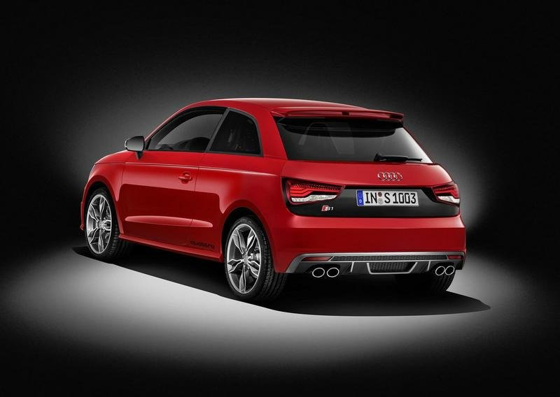 2014 Audi S1 High Resolution Exterior - image 541830