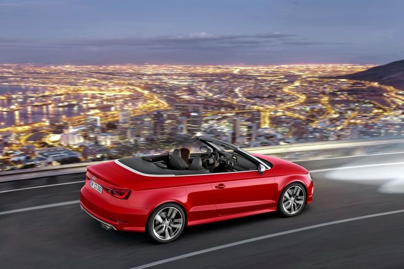 2014 Audi S3 Cabriolet High Resolution Exterior - image 542849