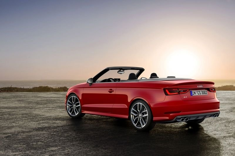 2014 Audi S3 Cabriolet High Resolution Exterior Wallpaper quality - image 542850