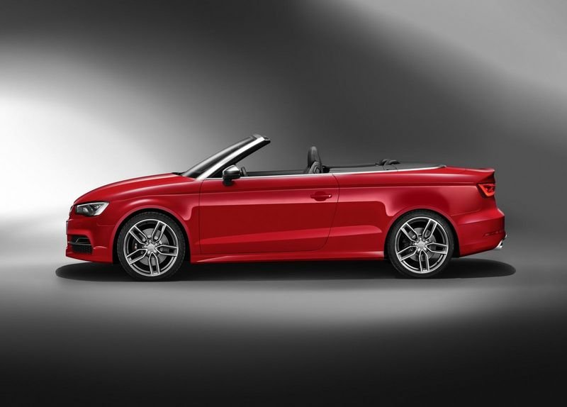 2014 Audi S3 Cabriolet High Resolution Exterior - image 542852