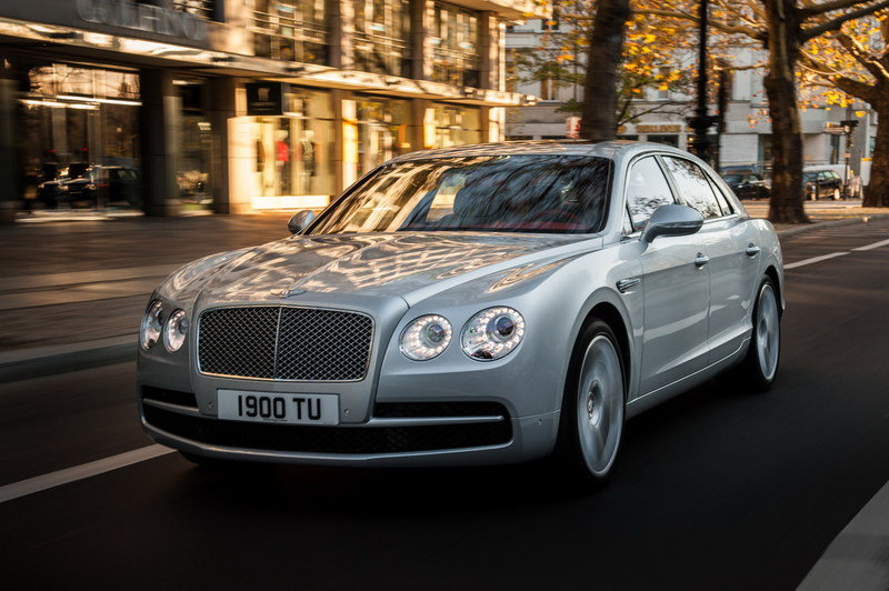 2015 Bentley Flying Spur V8 High Resolution Exterior - image 543382