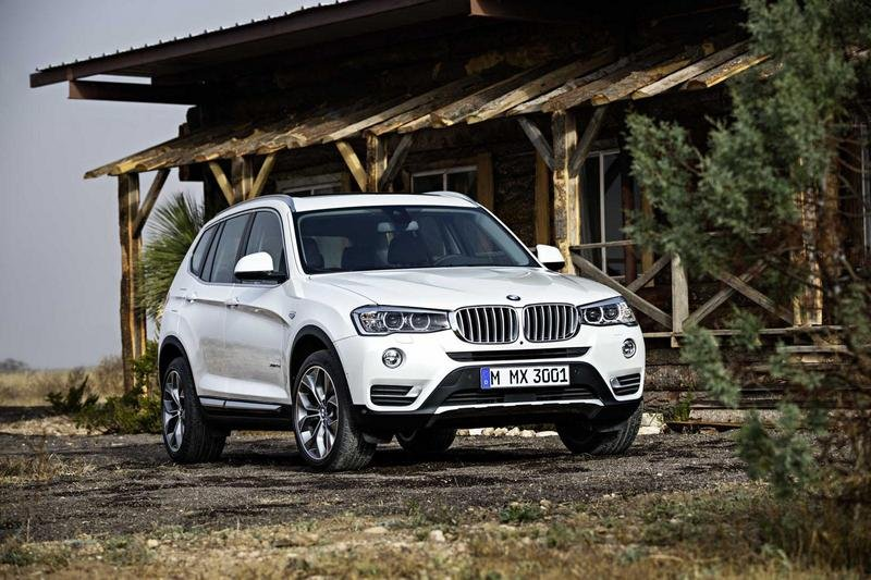 2015 BMW X3 High Resolution Exterior - image 540898