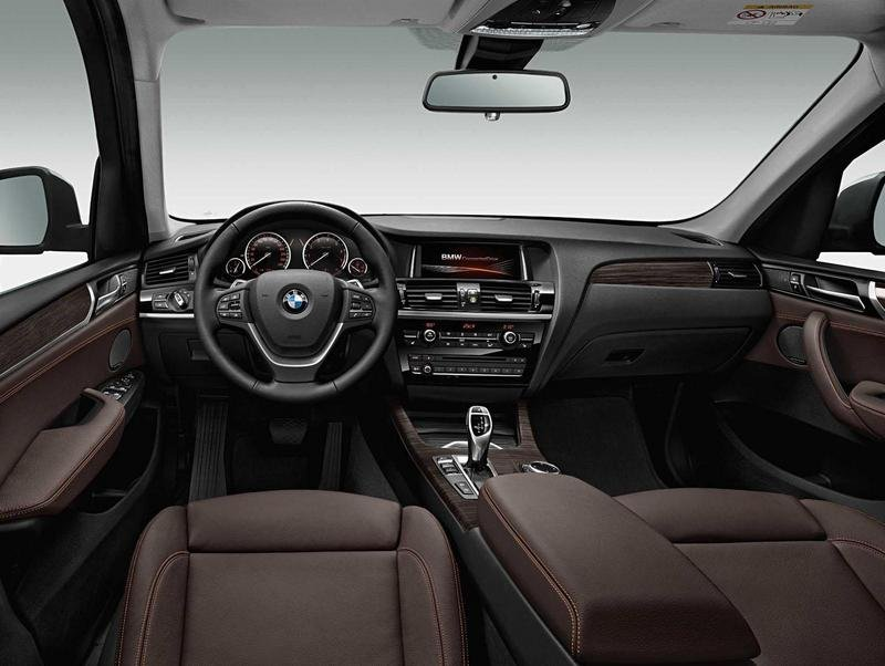 2015 BMW X3 High Resolution Interior - image 540890