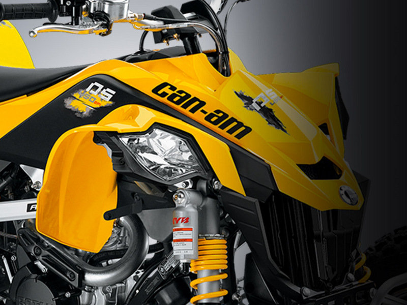 2014 Can-Am DS 450 Exterior - image 542013