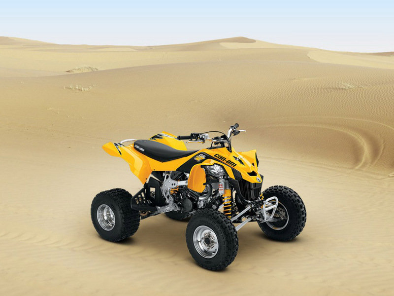 2014 Can-Am DS 450 High Resolution Exterior - image 542014