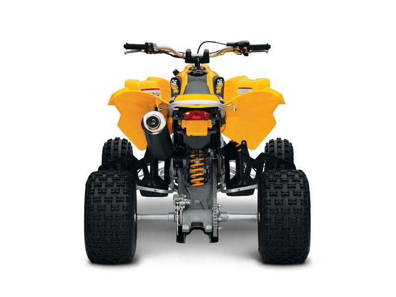 2014 Can-Am DS 450 High Resolution Exterior - image 542015