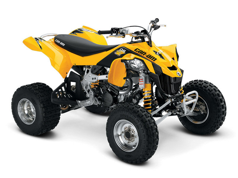 2014 Can-Am DS 450 High Resolution Exterior - image 542016
