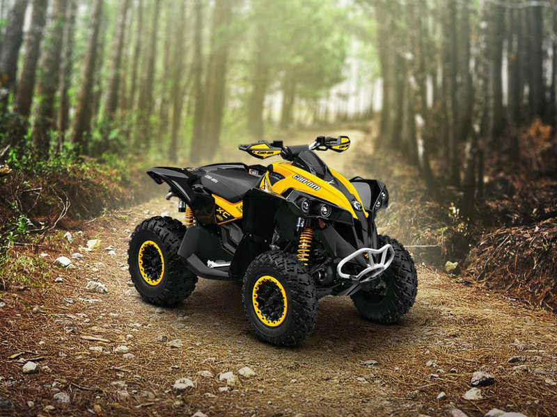 2014 Can-Am Renegade X xc High Resolution Exterior - image 541994