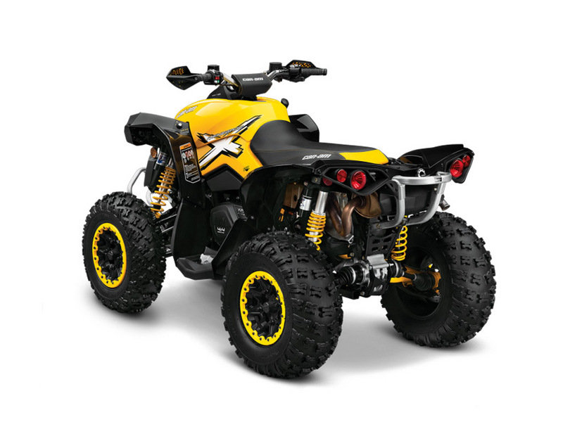 2014 Can-Am Renegade X xc High Resolution Exterior - image 541995