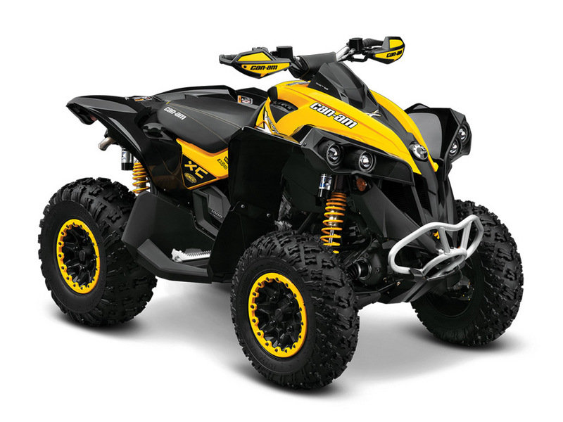 2014 Can-Am Renegade X xc High Resolution Exterior - image 541998