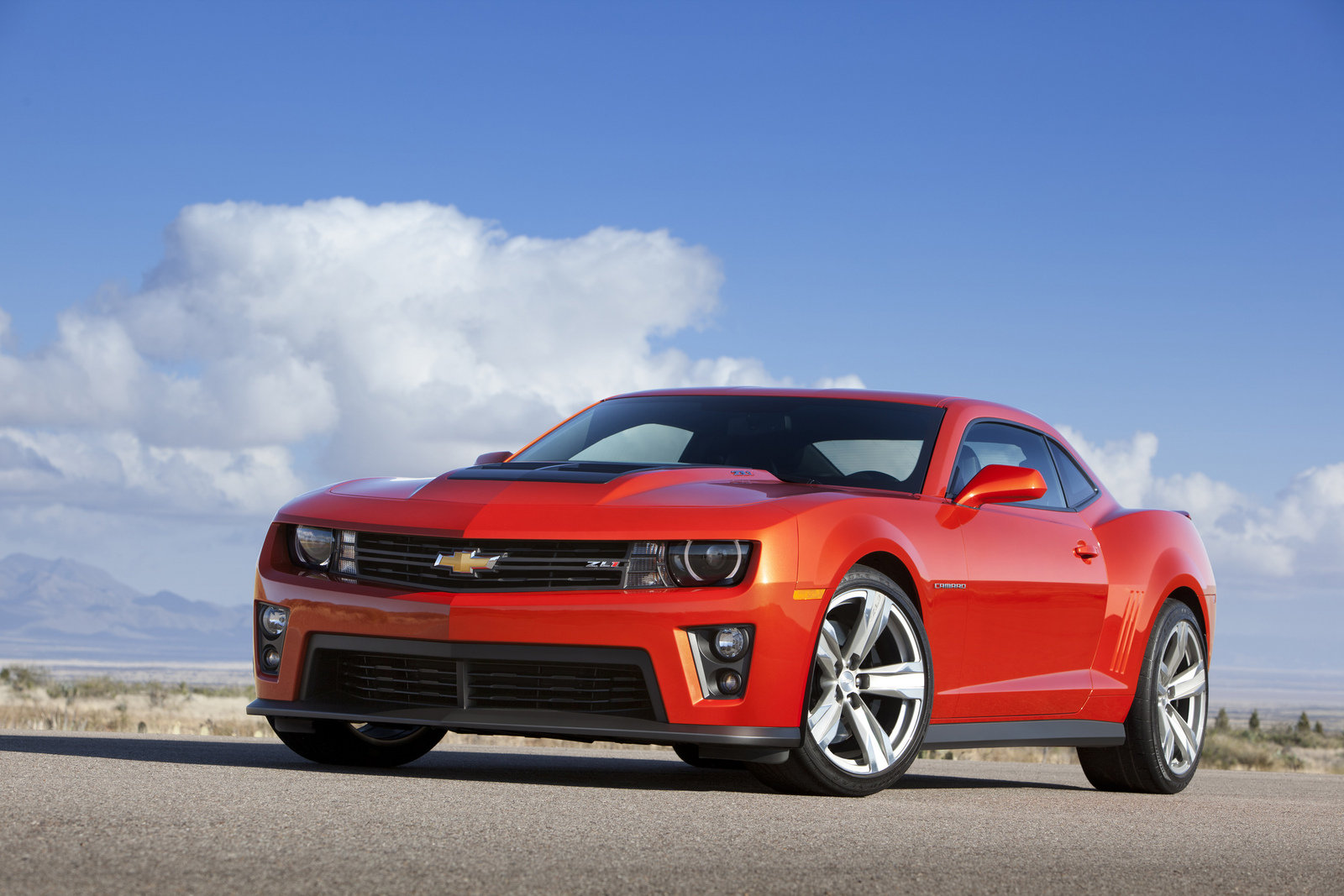 2014 2015 Chevrolet Camaro Zl1 Top Speed