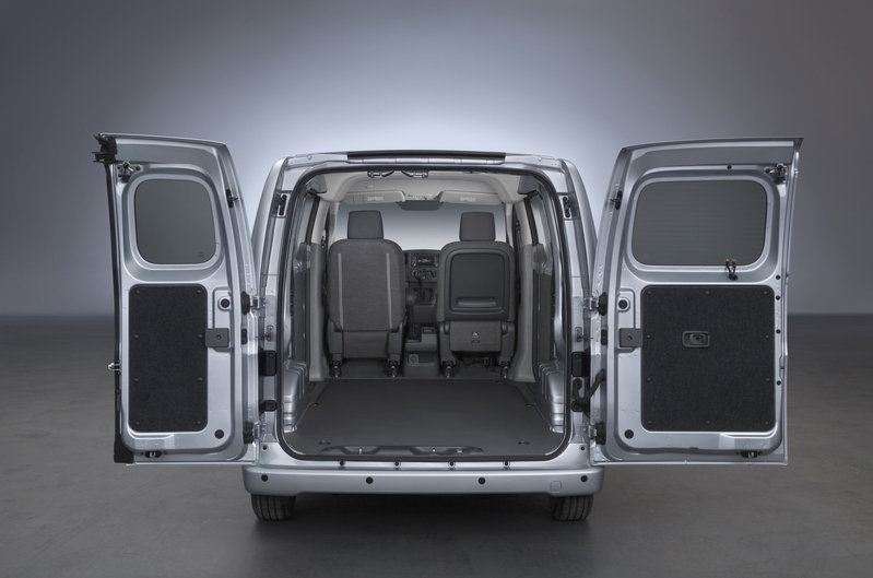 2014 Chevrolet City Express