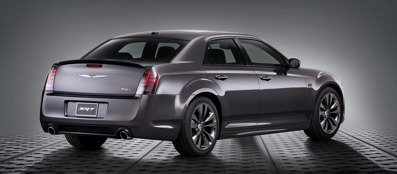 2014 Chrysler 300 SRT Satin Vapor Edition High Resolution Exterior - image 541165