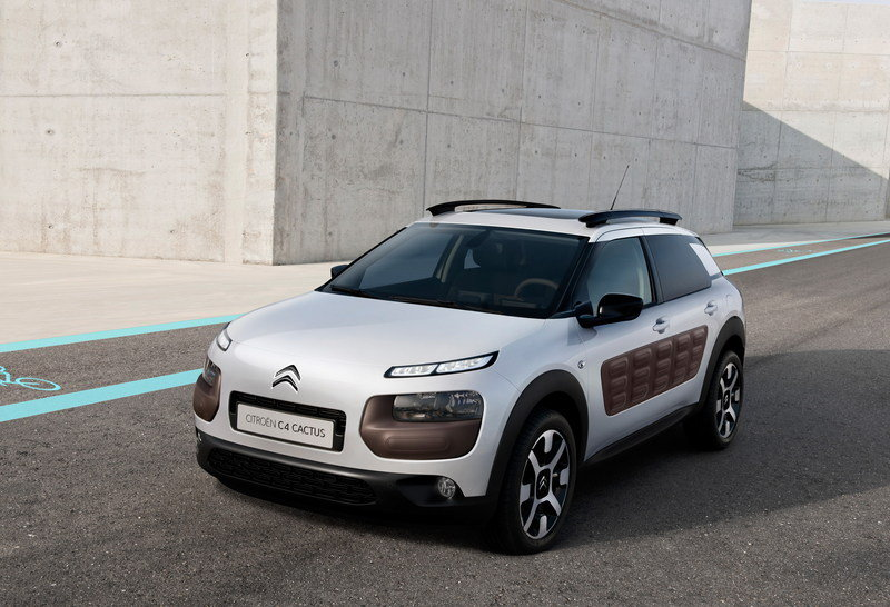 Citroen C4 Cactus Wins 2015 World Car Design Of The Year Award