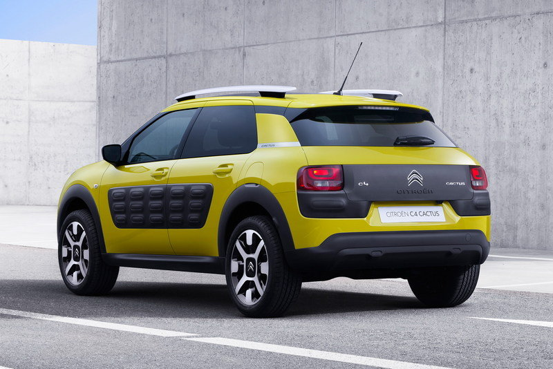 2014 Citroen C4 Cactus High Resolution Exterior - image 540867