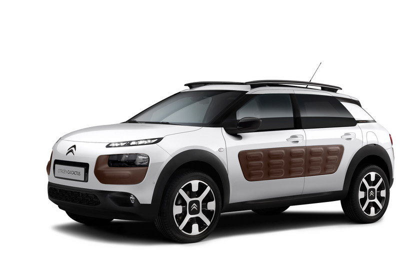 2014 Citroen C4 Cactus High Resolution Exterior - image 540841