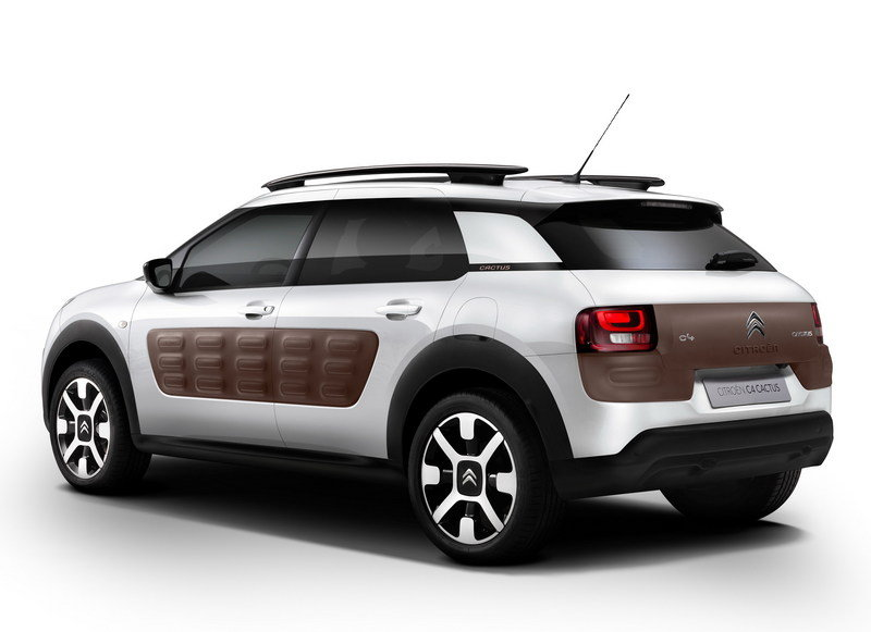 2014 Citroen C4 Cactus High Resolution Exterior - image 540842