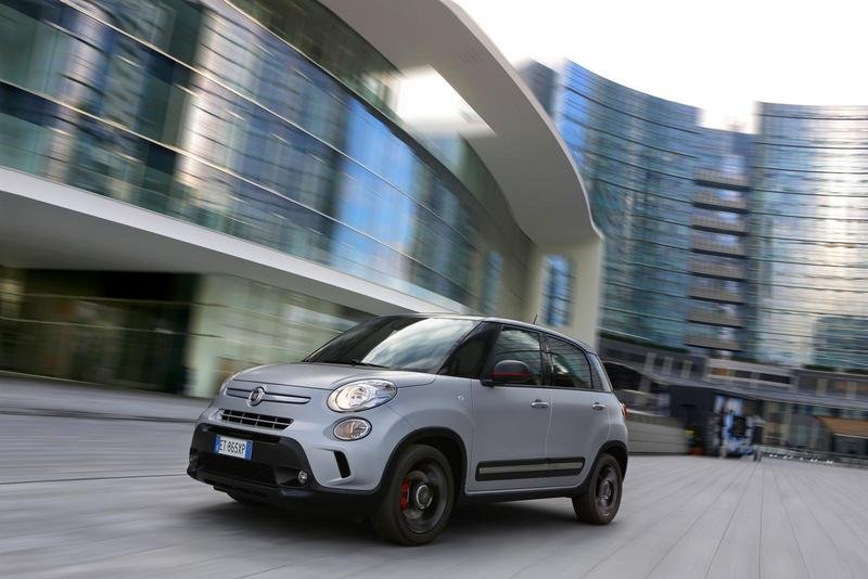 2014 Fiat 500L Beats Edition High Resolution Exterior - image 541525