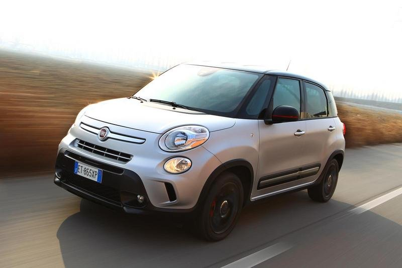 2014 Fiat 500L Beats Edition High Resolution Exterior - image 541529
