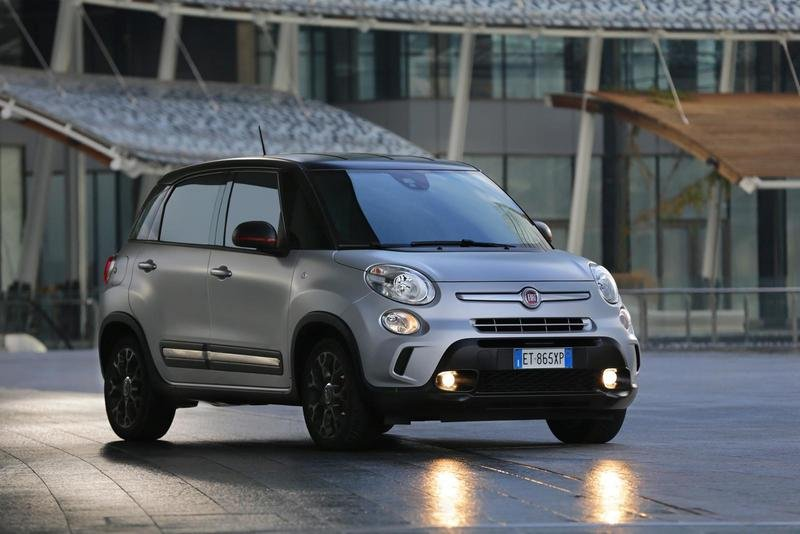 2014 Fiat 500L Beats Edition High Resolution Exterior - image 541531