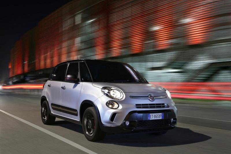 2014 Fiat 500L Beats Edition High Resolution Exterior - image 541562