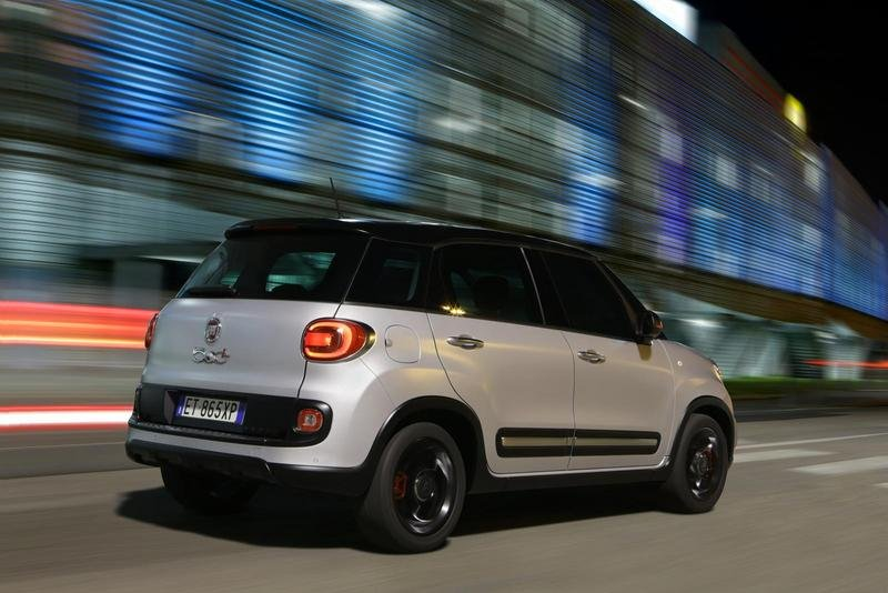 2014 Fiat 500L Beats Edition High Resolution Exterior - image 541564