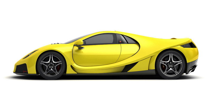 The GTA Spano Will Make its Silver-Screen Debut in