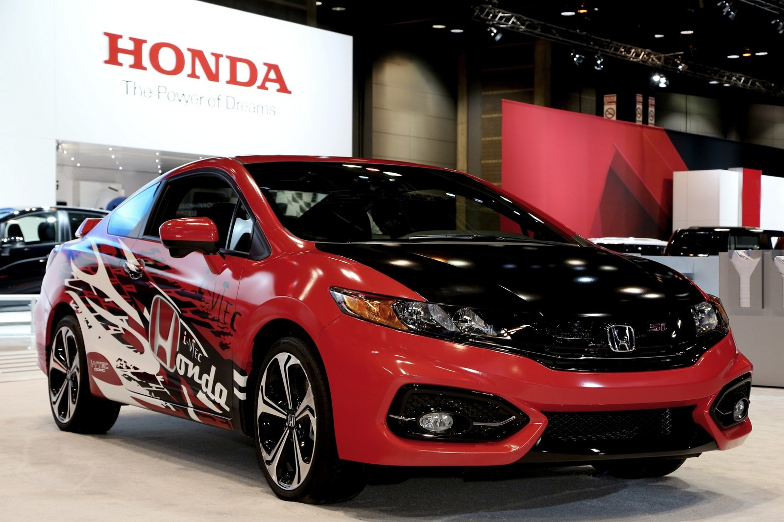2014 honda civic si coupe forza edition review top speed. Black Bedroom Furniture Sets. Home Design Ideas