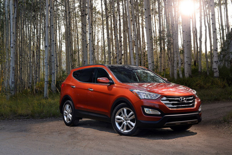 2014 Hyundai Santa Fe Sport High Resolution Exterior Wallpaper quality - image 542227