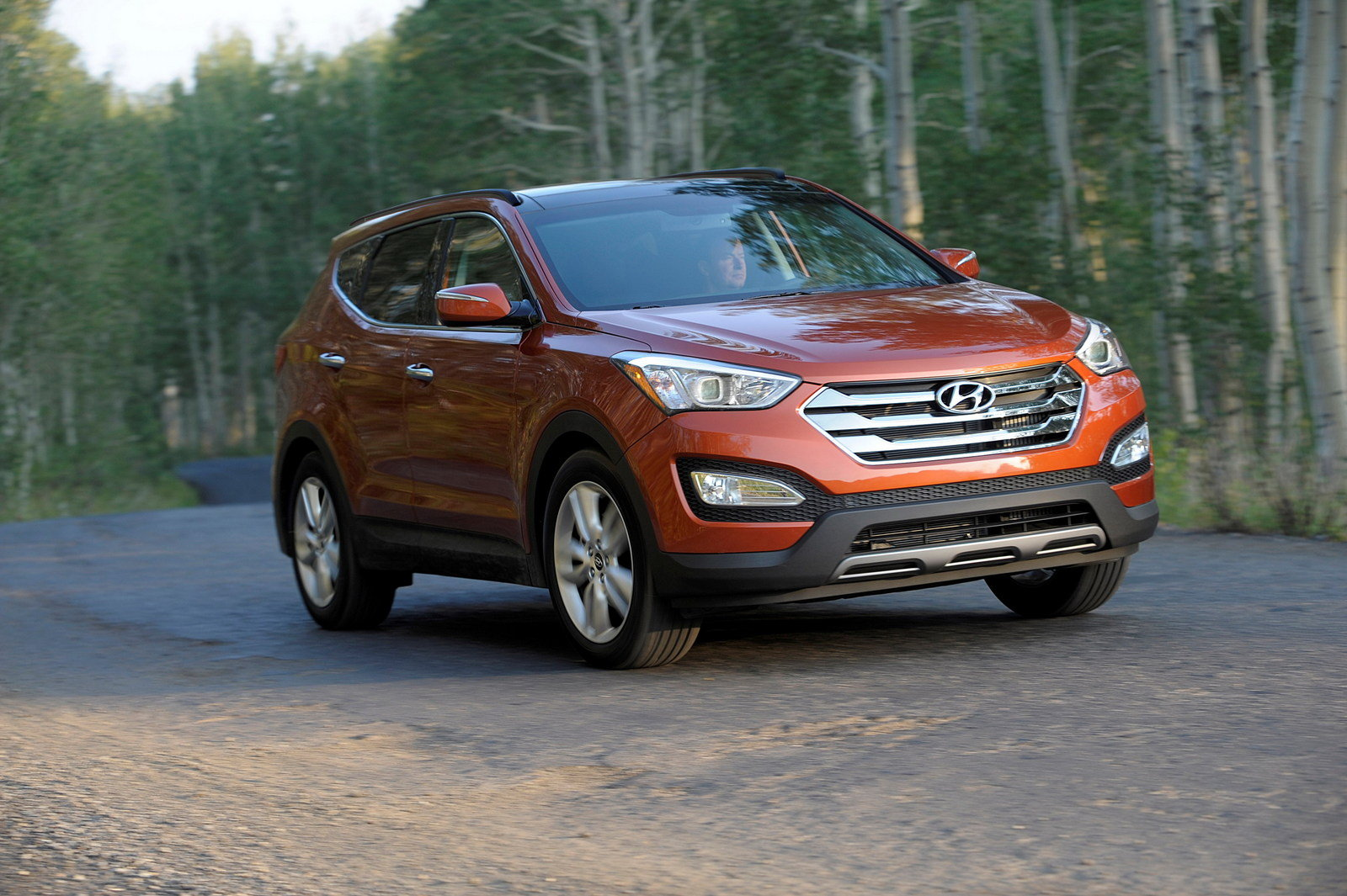 2014 hyundai santa fe sport review top speed. Black Bedroom Furniture Sets. Home Design Ideas