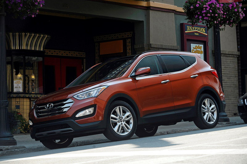 2014 Hyundai Santa Fe Sport High Resolution Exterior - image 542231