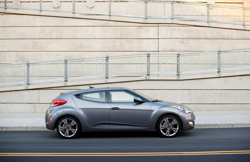 2014 Hyundai Veloster High Resolution Exterior - image 540454