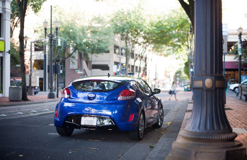 2014 Hyundai Veloster High Resolution Exterior - image 540463