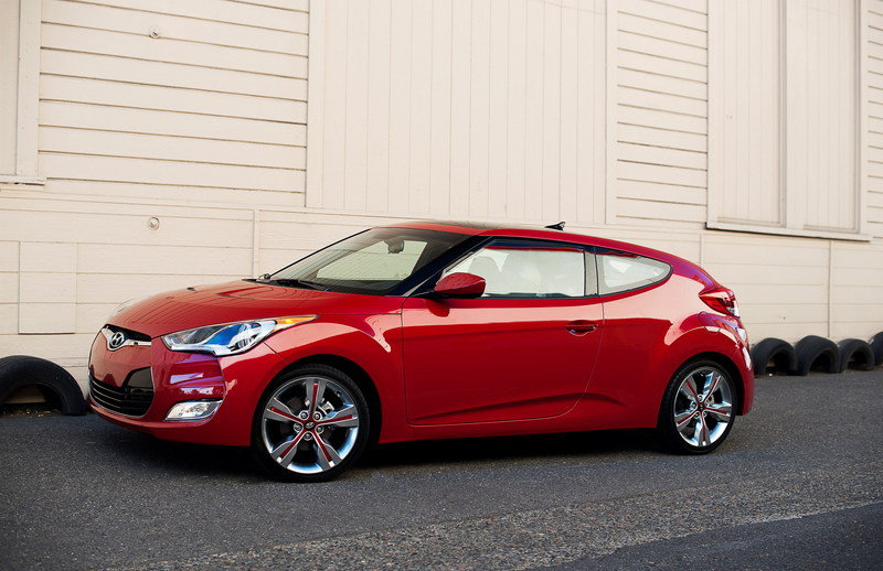 2014 Hyundai Veloster High Resolution Exterior - image 540481