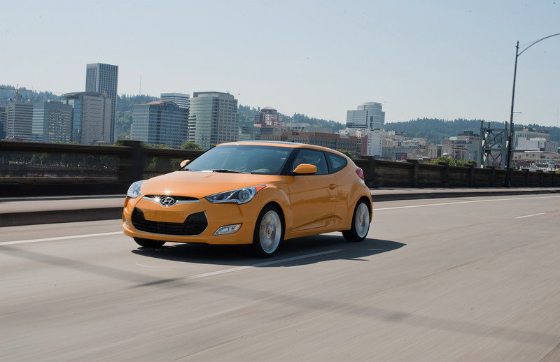 2014 Hyundai Veloster High Resolution Exterior - image 540485